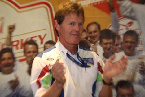 Malcom Wilson aplaude a decisão da Ford de se manter nos ralis até 2011
