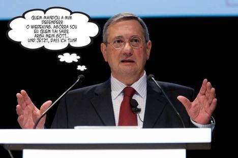 Anton Hunger, ex-relações públicas da Porsche AG e SE